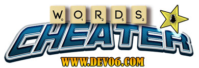 words cheater, generatore di parole, rime ed anagrammi per angry words, wordon, ruzzle, nomi cose città